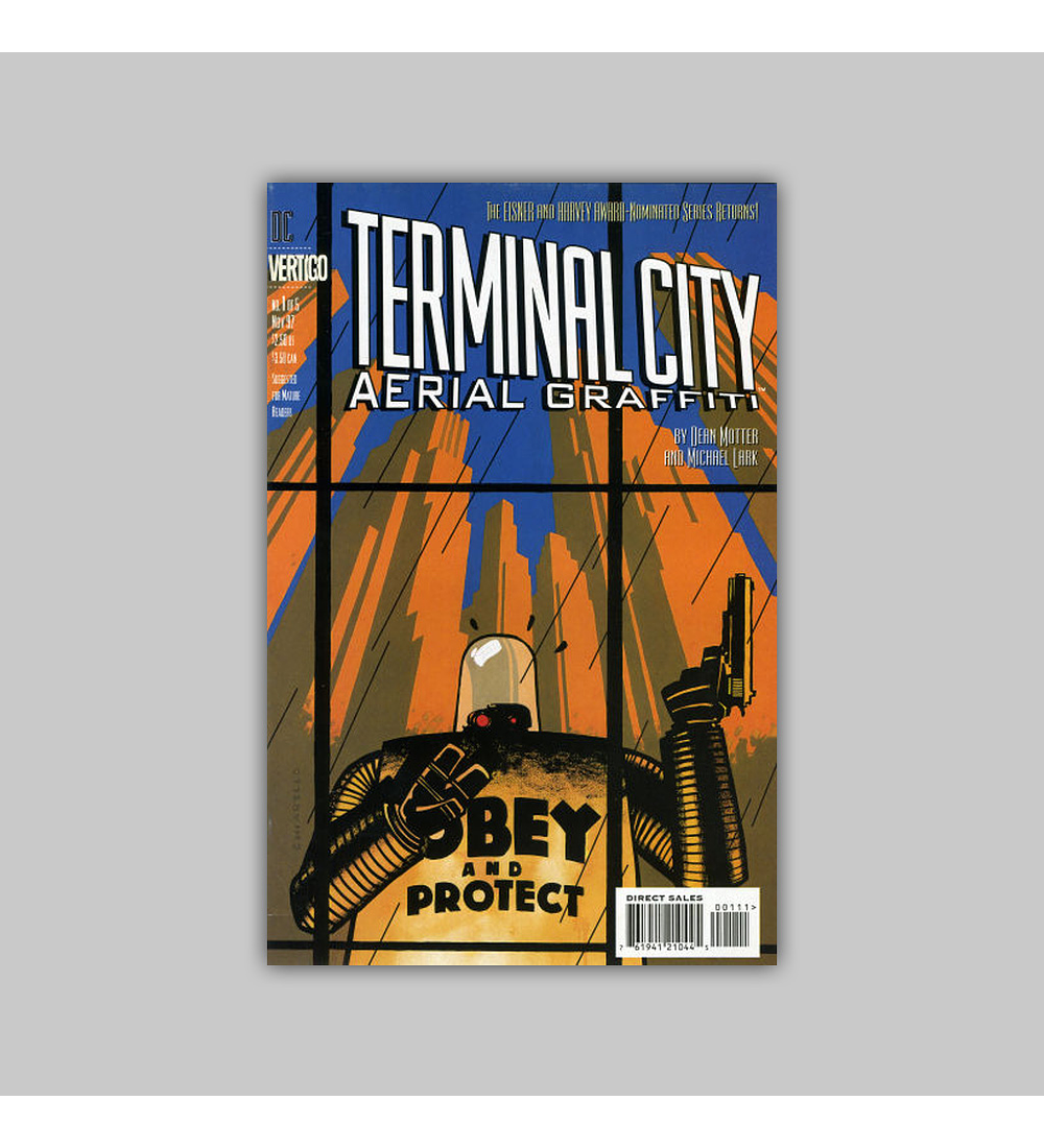 Terminal City: Aerial Graffiti 1 1997