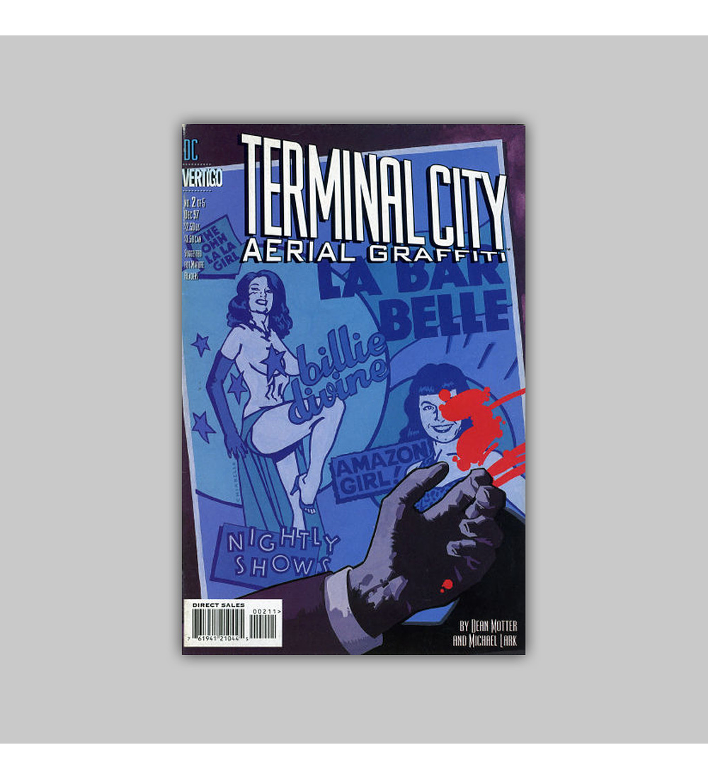 Terminal City: Aerial Graffiti 2 1997