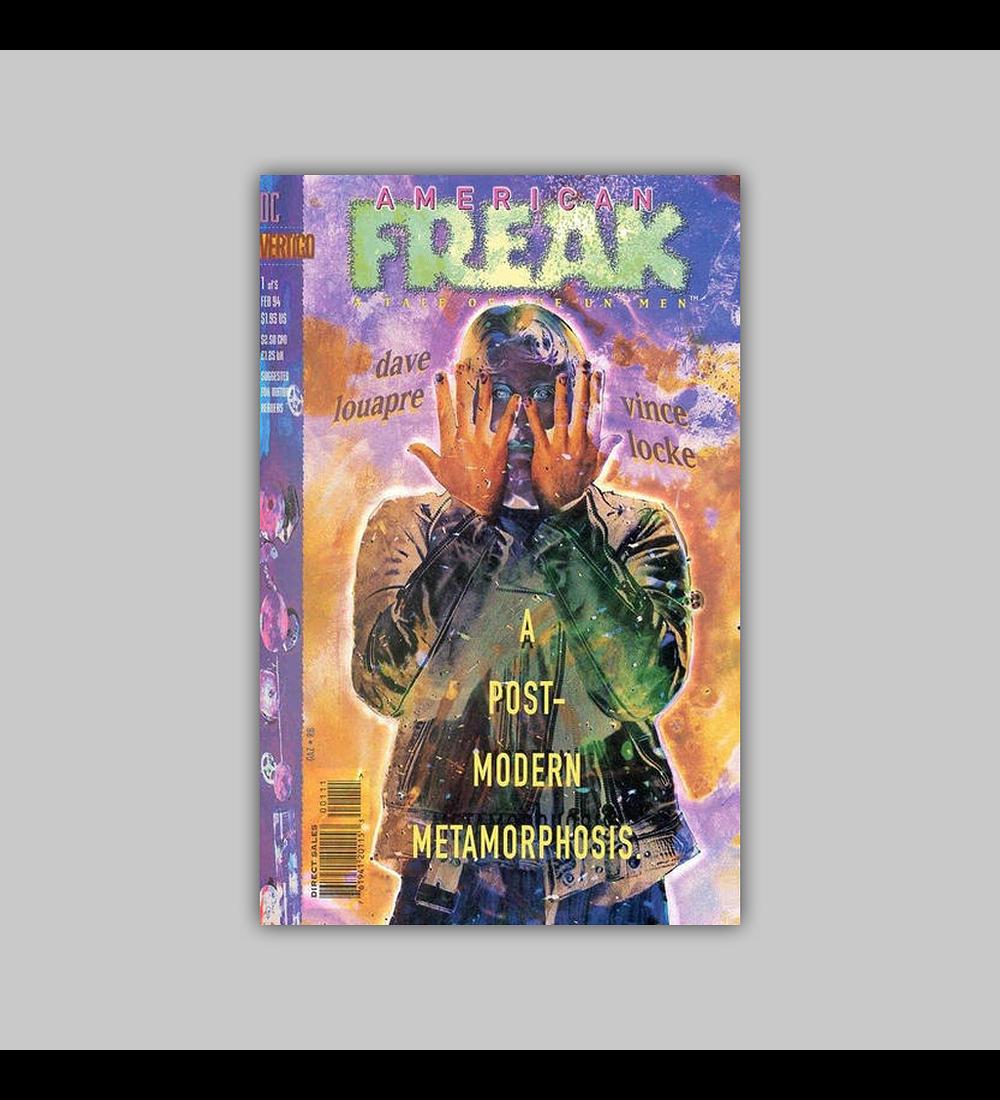 American Freak: A Tale of the Un-Men 1 1994