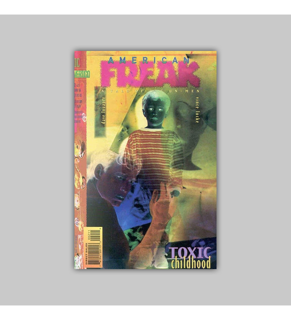 American Freak: A Tale of the Un-Men 2 1994