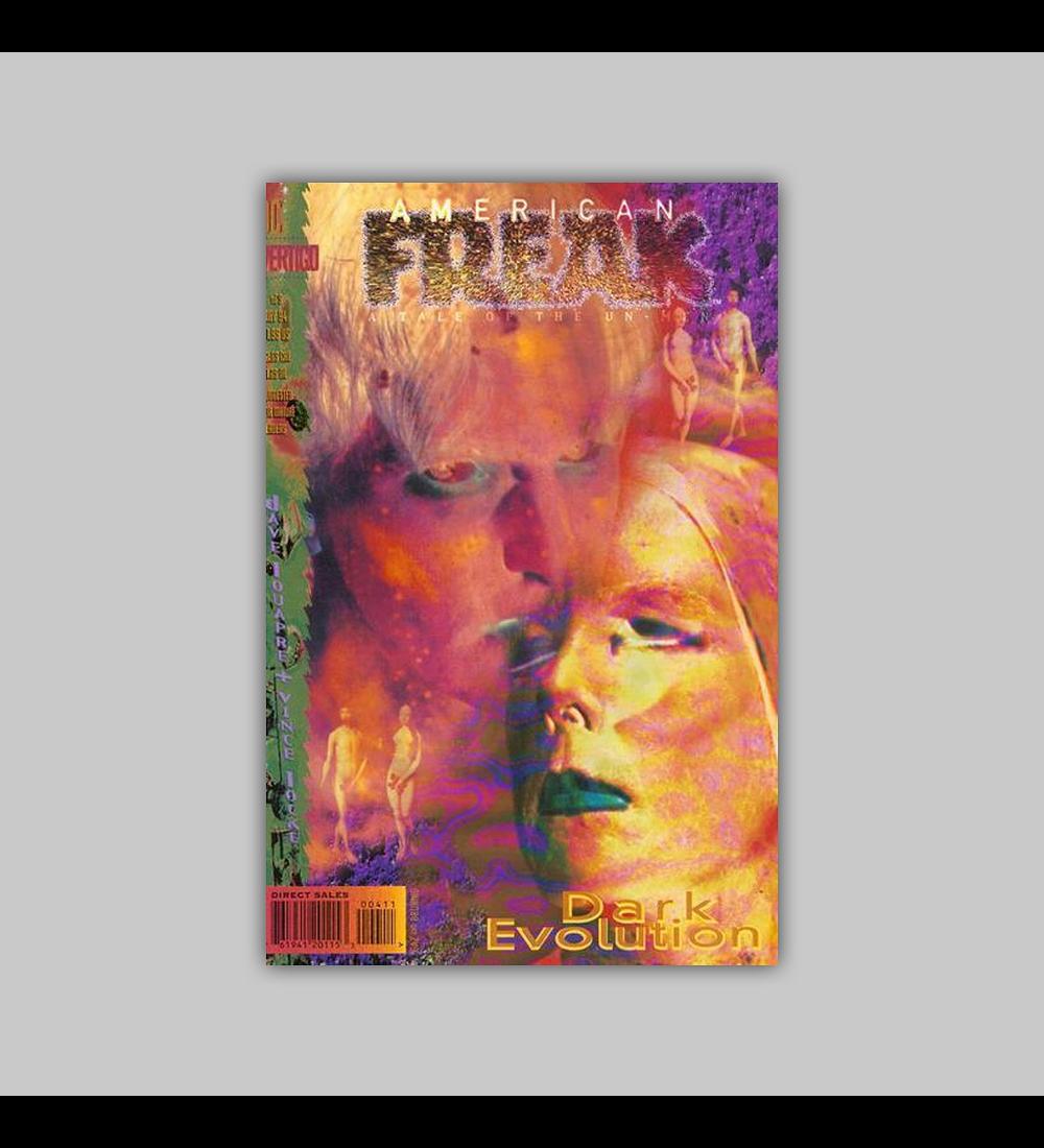 American Freak: A Tale of the Un-Men 4 1994