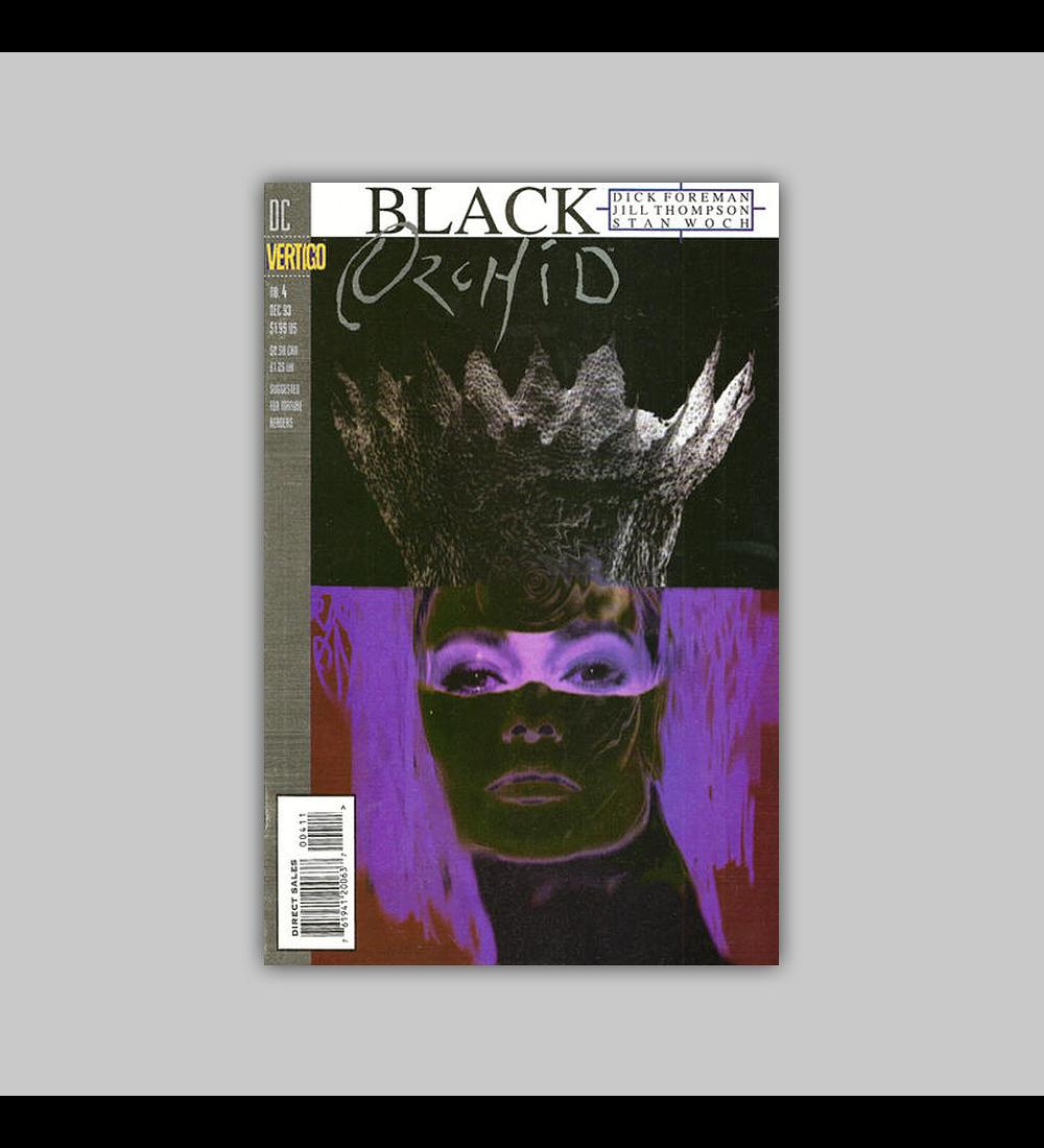 Black Orchid 4 1993