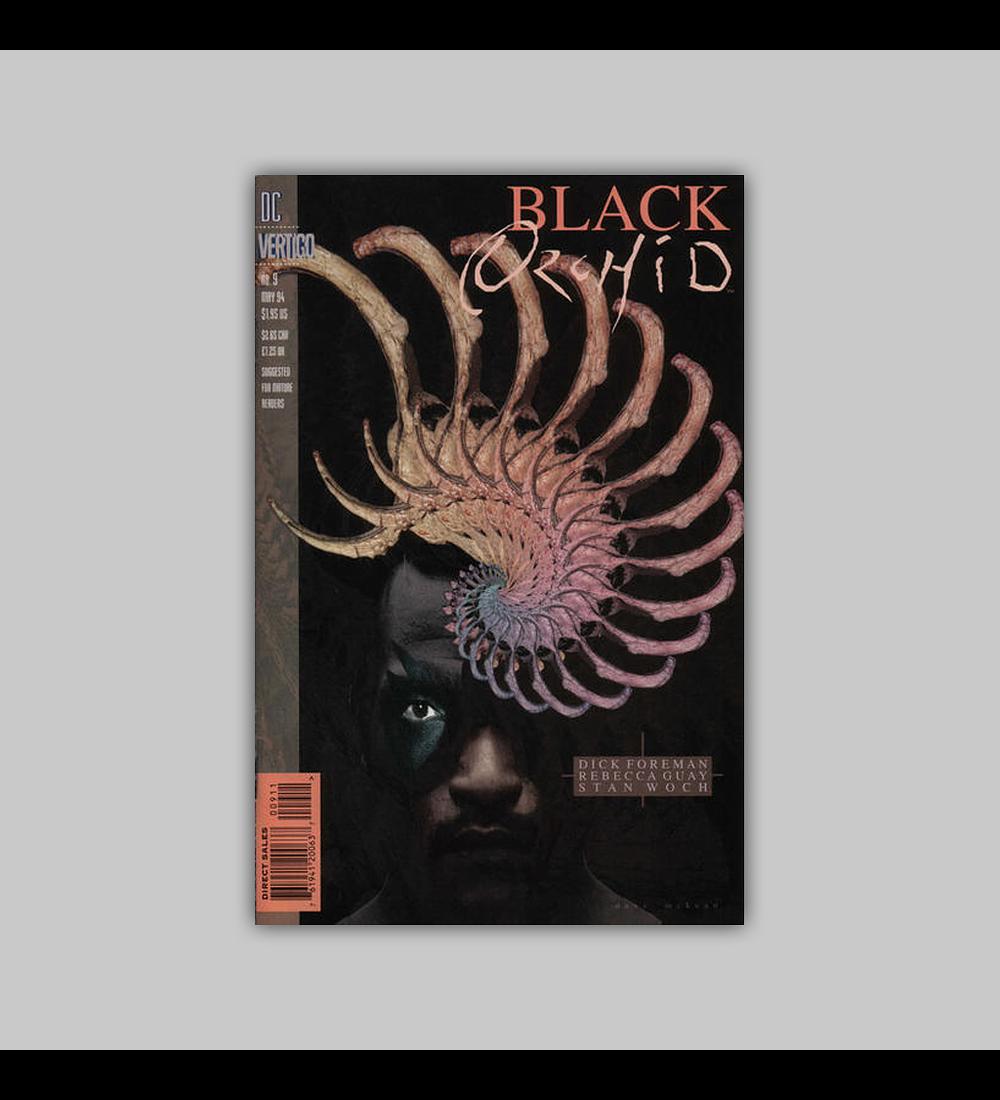 Black Orchid 9 1994