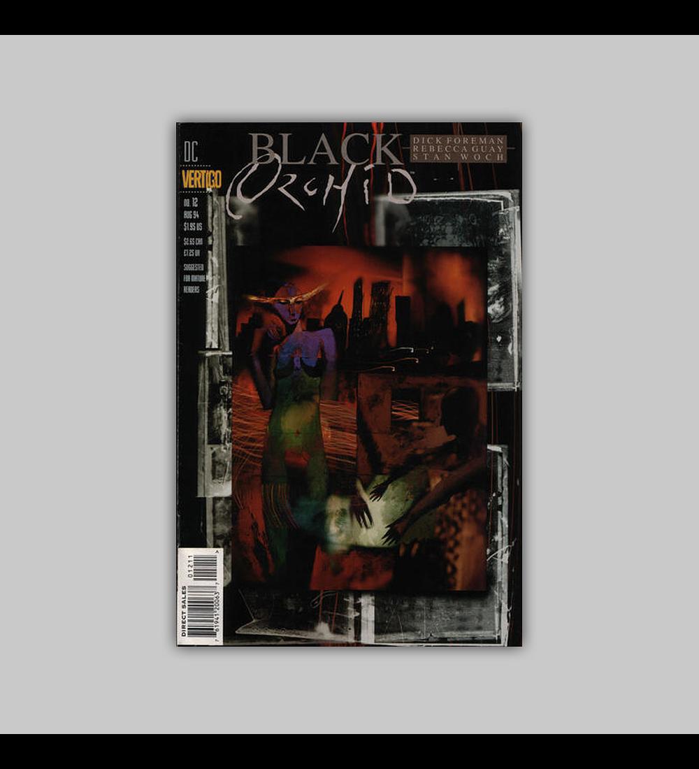 Black Orchid 12 1994