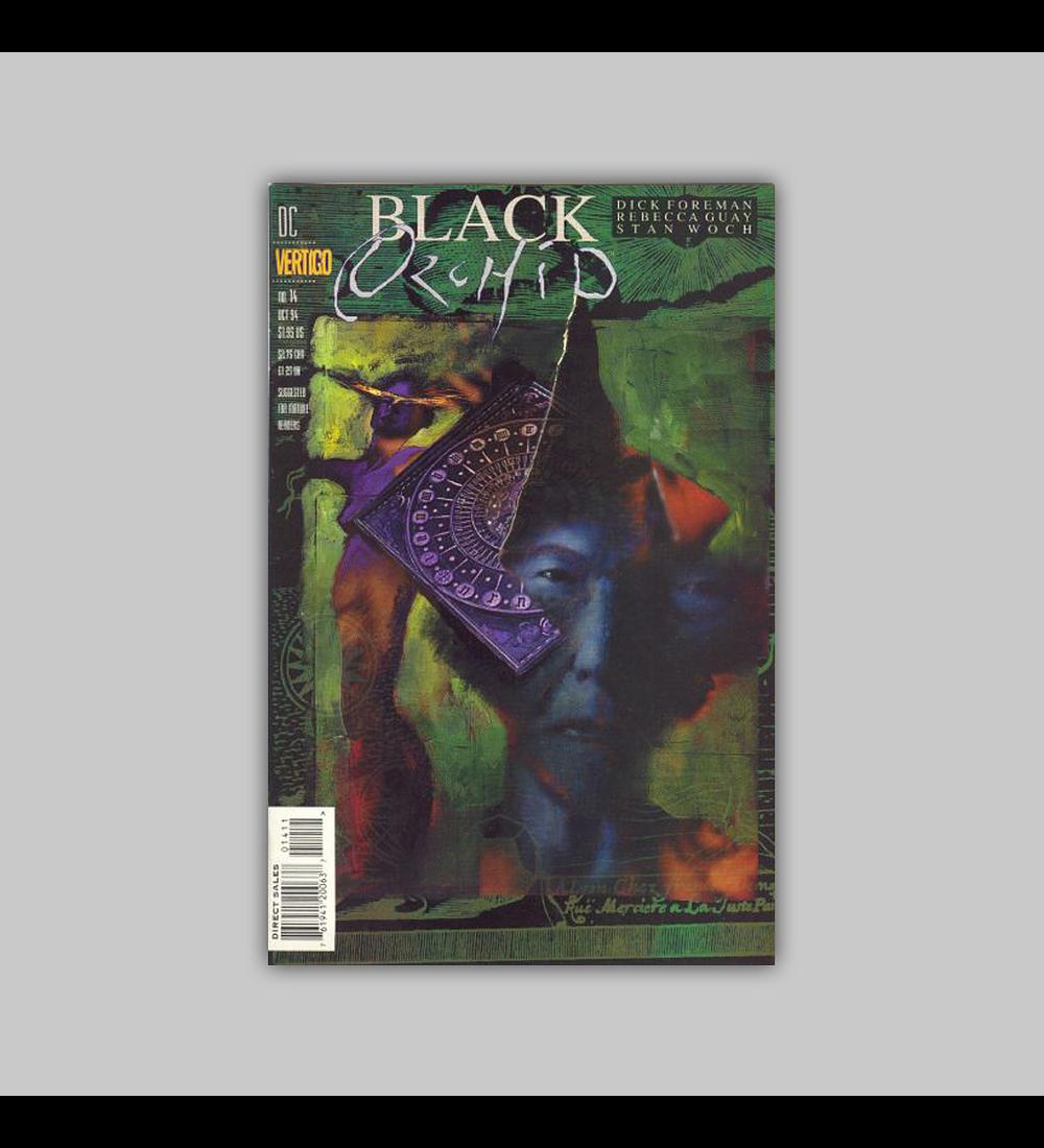 Black Orchid 14 1994
