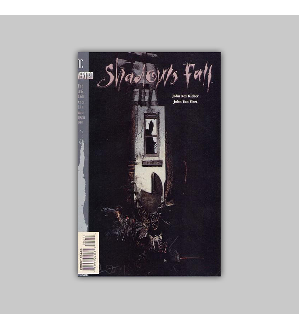 Shadows Fall 3 1995