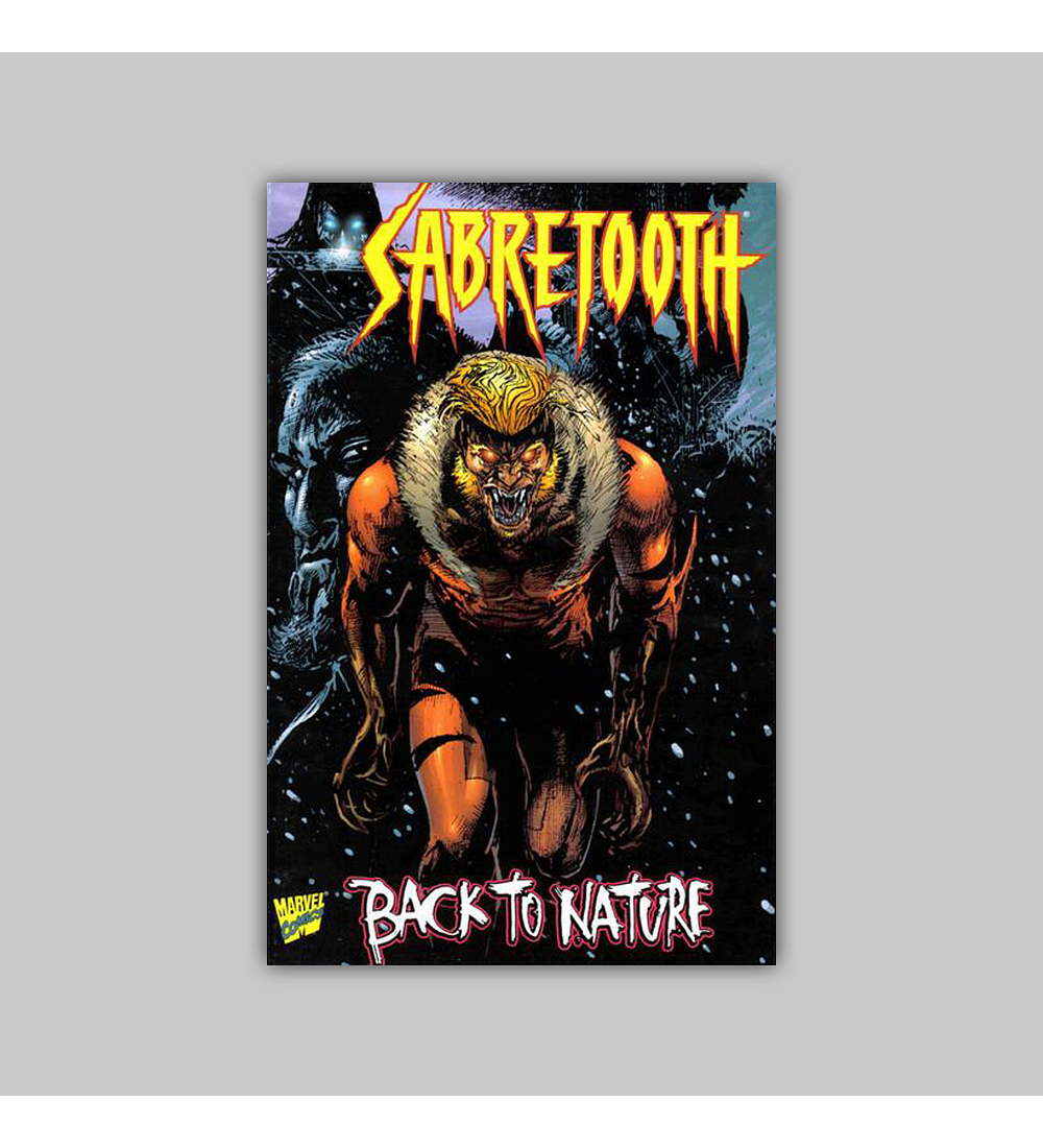 Sabretooth: Back to Nature 1998