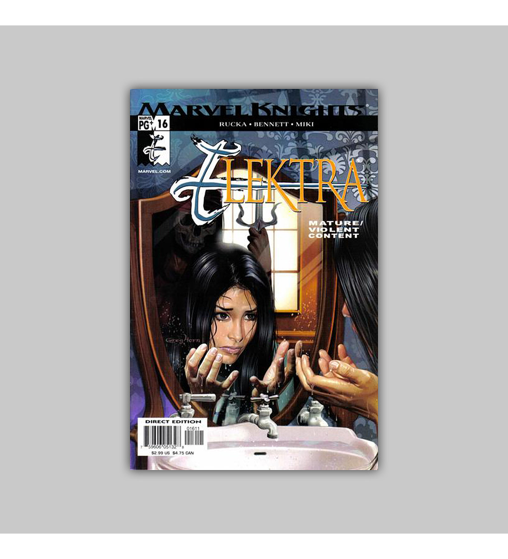 Elektra (Vol. 2) 16 2003
