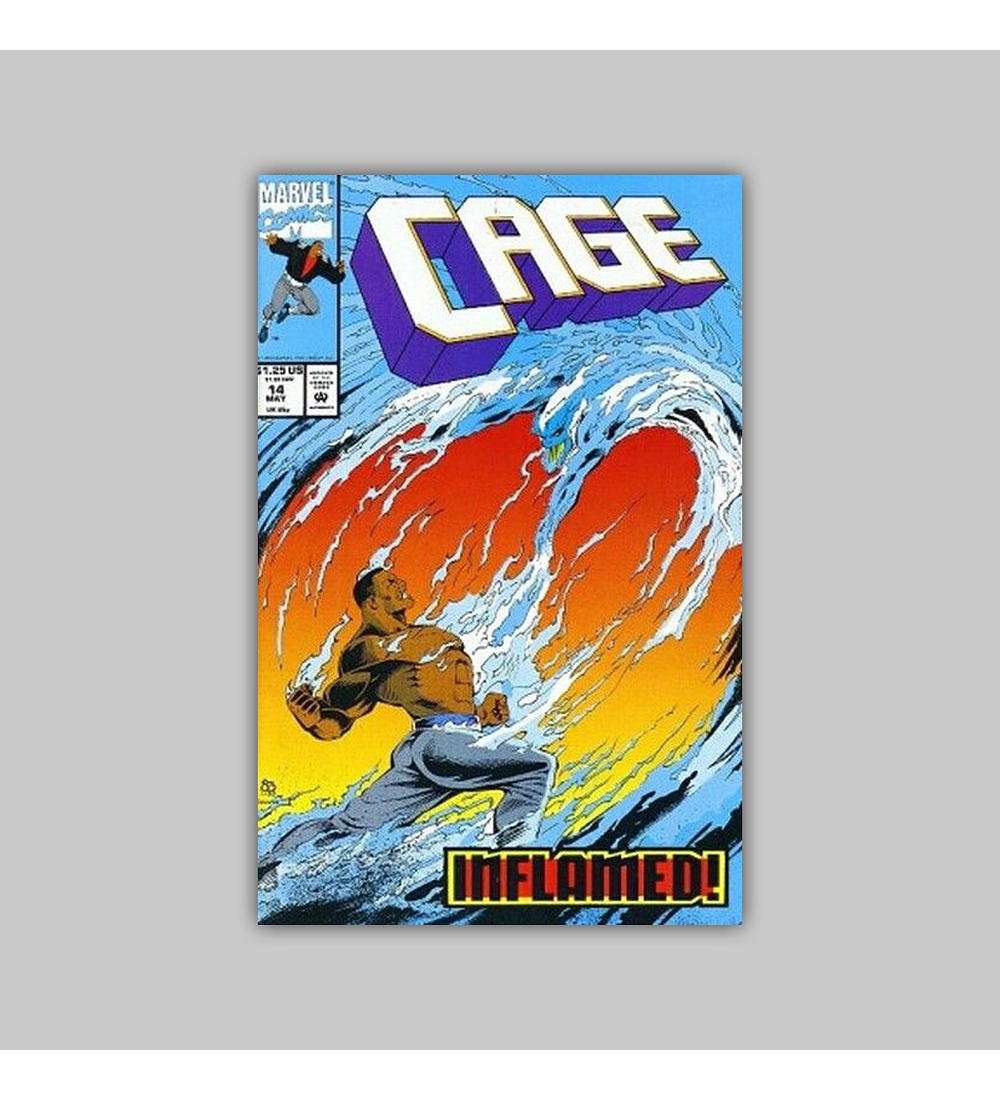 Cage 14 1993