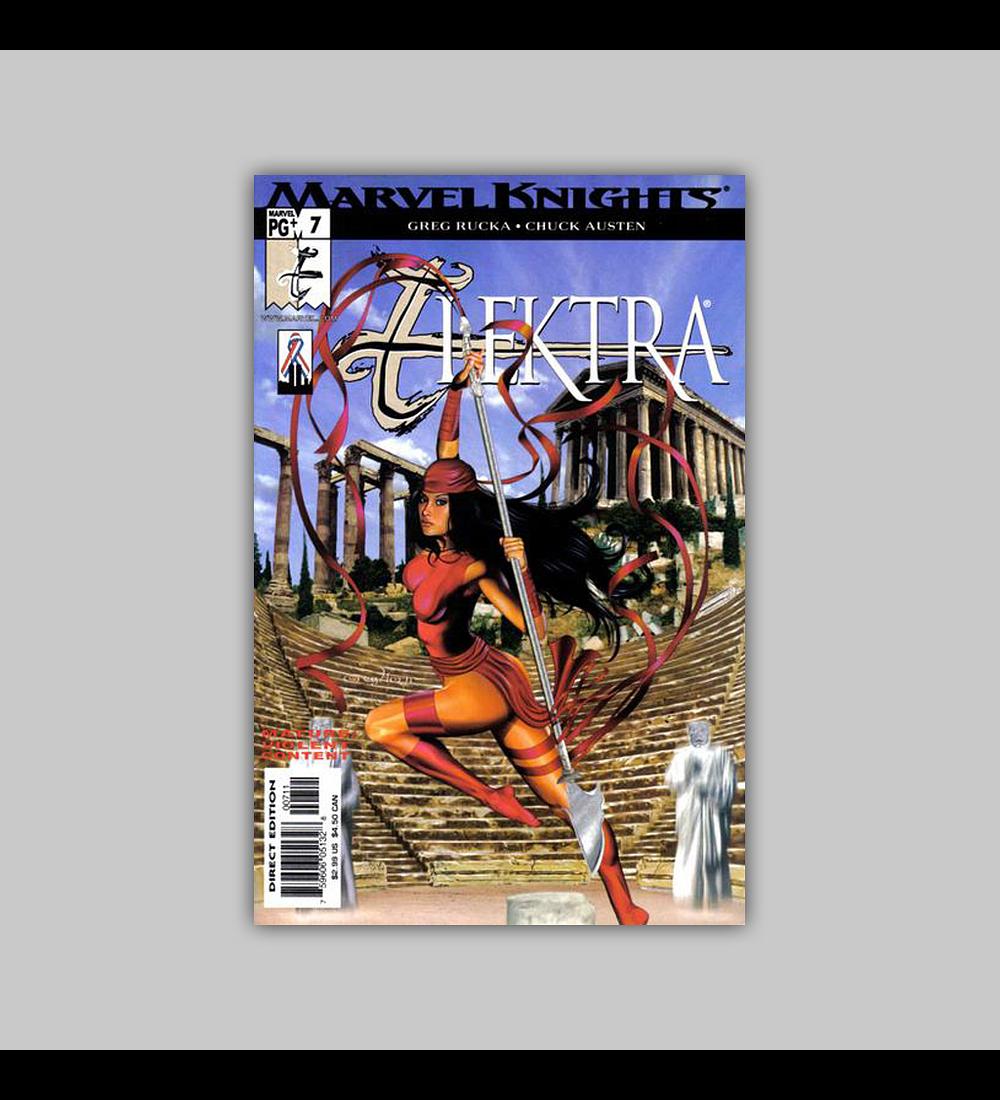 Elektra (Vol. 2) 7 2002