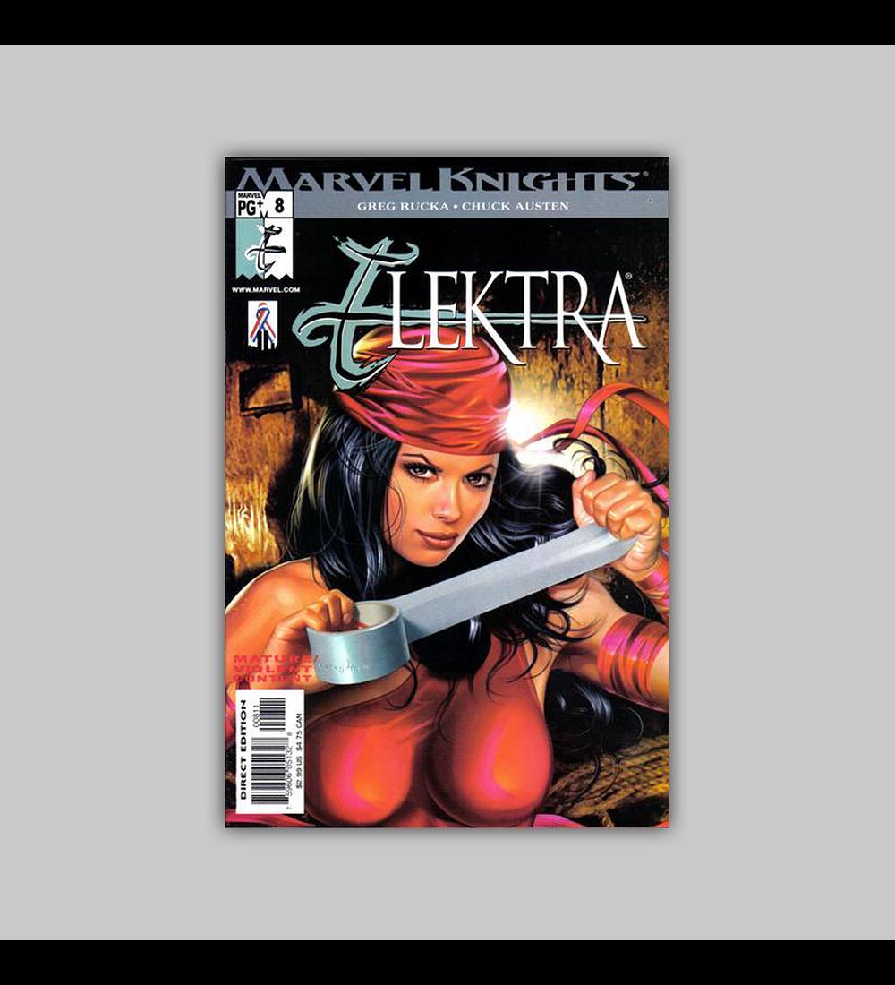 Elektra (Vol. 2) 8 2002