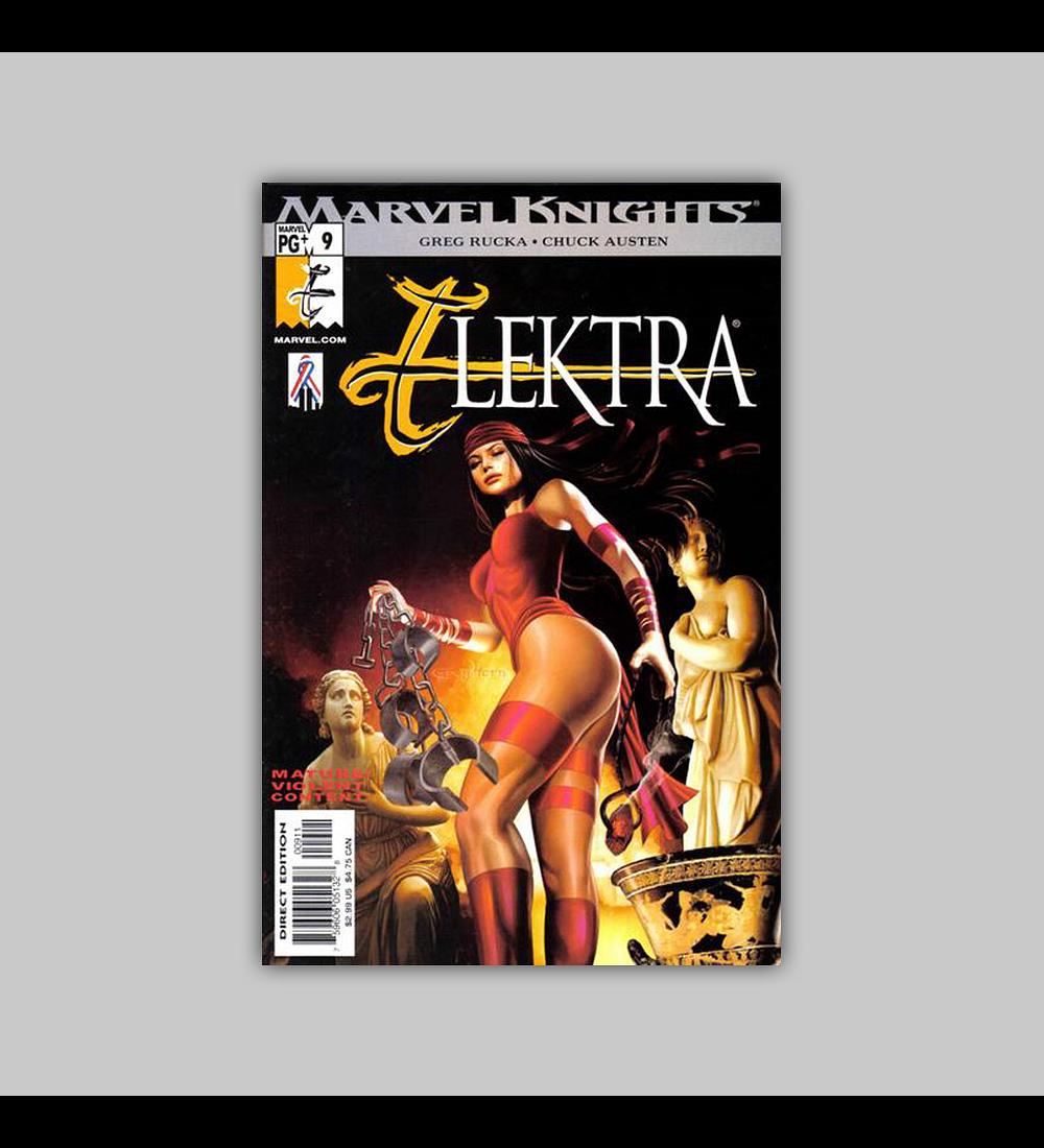 Elektra (Vol. 2) 9 2002