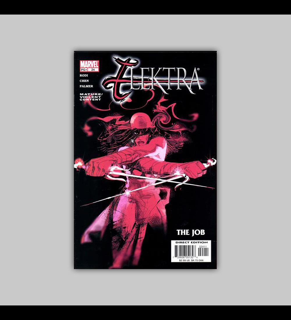 Elektra (Vol. 2) 24 2003