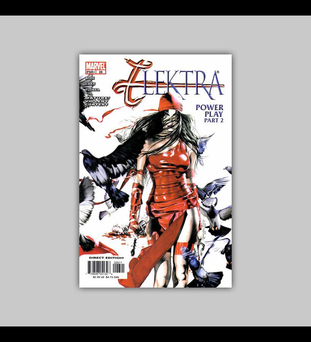 Elektra (Vol. 2) 26 2003