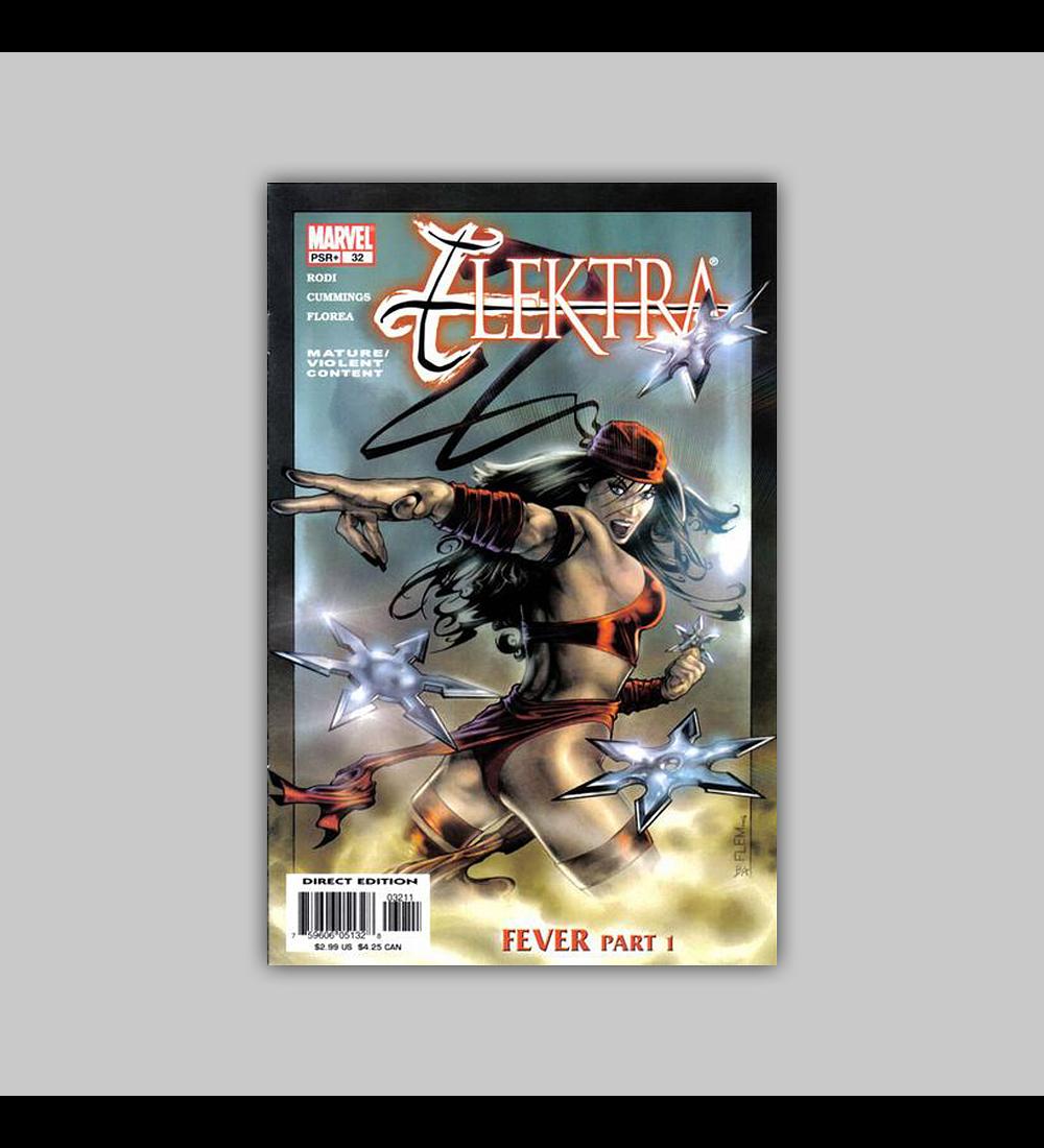 Elektra (Vol. 2) 32 2004