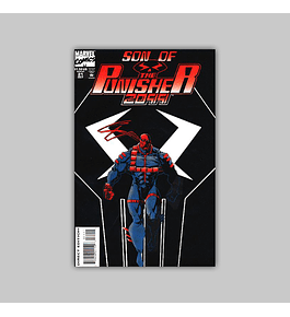 The Punisher 2099 21 1994