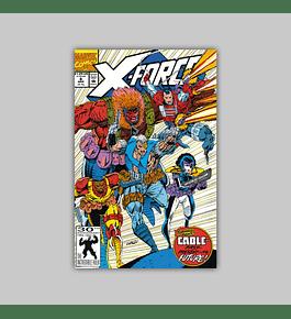 X-Force 8 1992