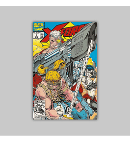 X-Force 9 1992