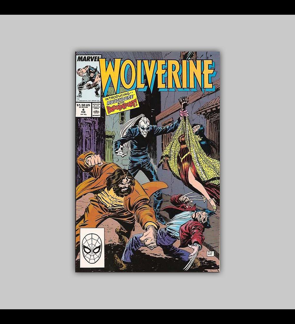 Wolverine 4 1989