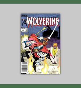 Wolverine 3 1989
