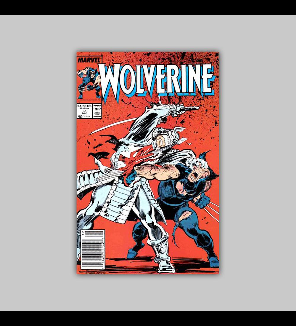 Wolverine 2 1988