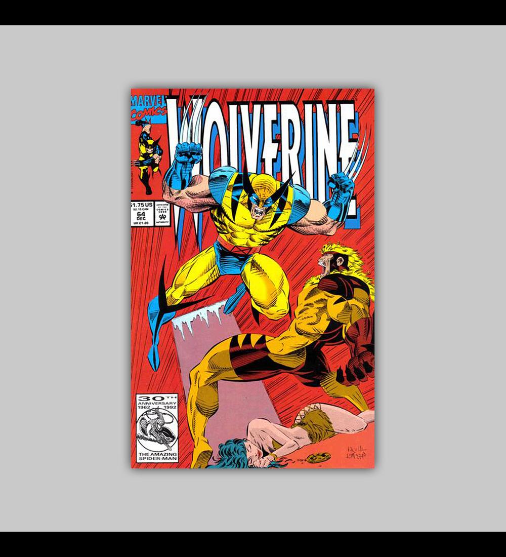 Wolverine 64 1992
