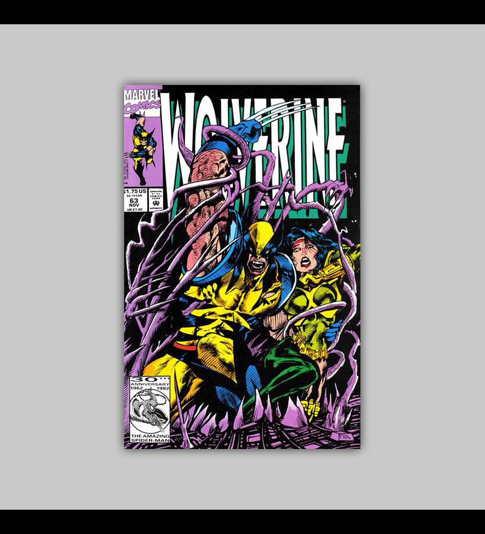 Wolverine 63 1992