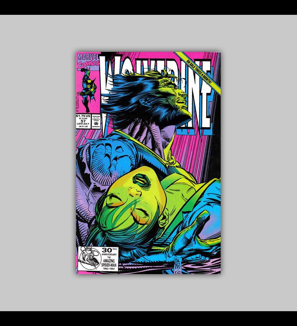 Wolverine 57 1992