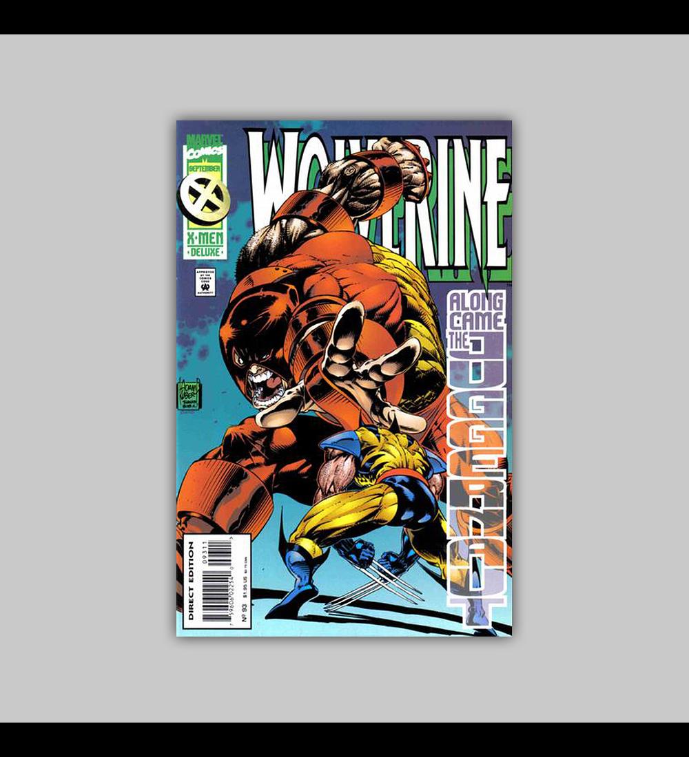 Wolverine 93 1995