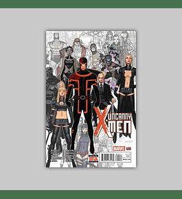 Uncanny X-Men 600 2016