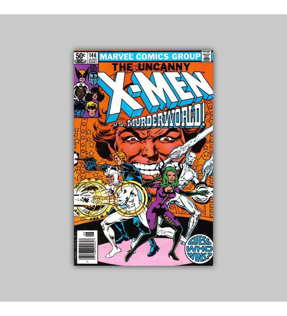 Uncanny X-Men 146 1981