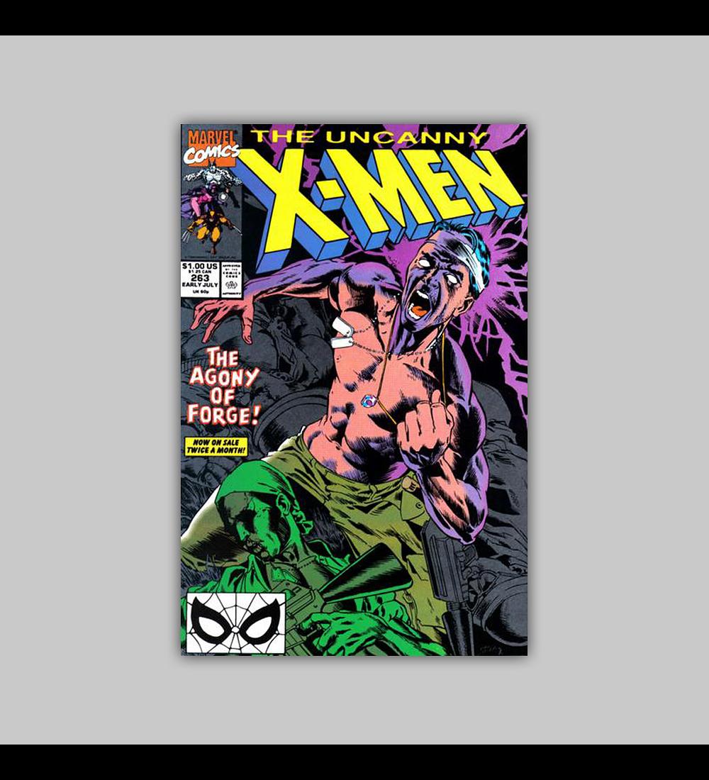 Uncanny X-Men 263 1990
