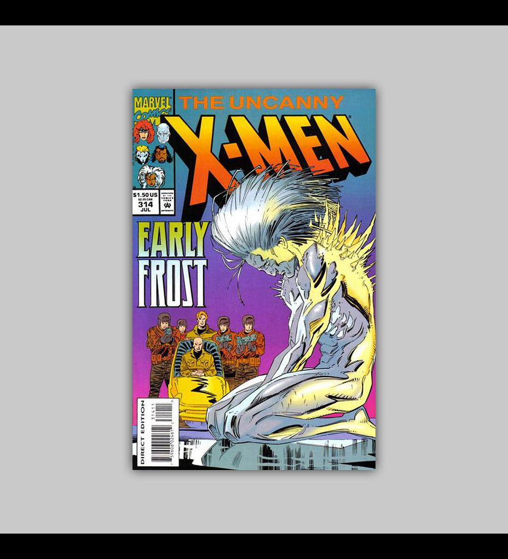 Uncanny X-Men 314 1994
