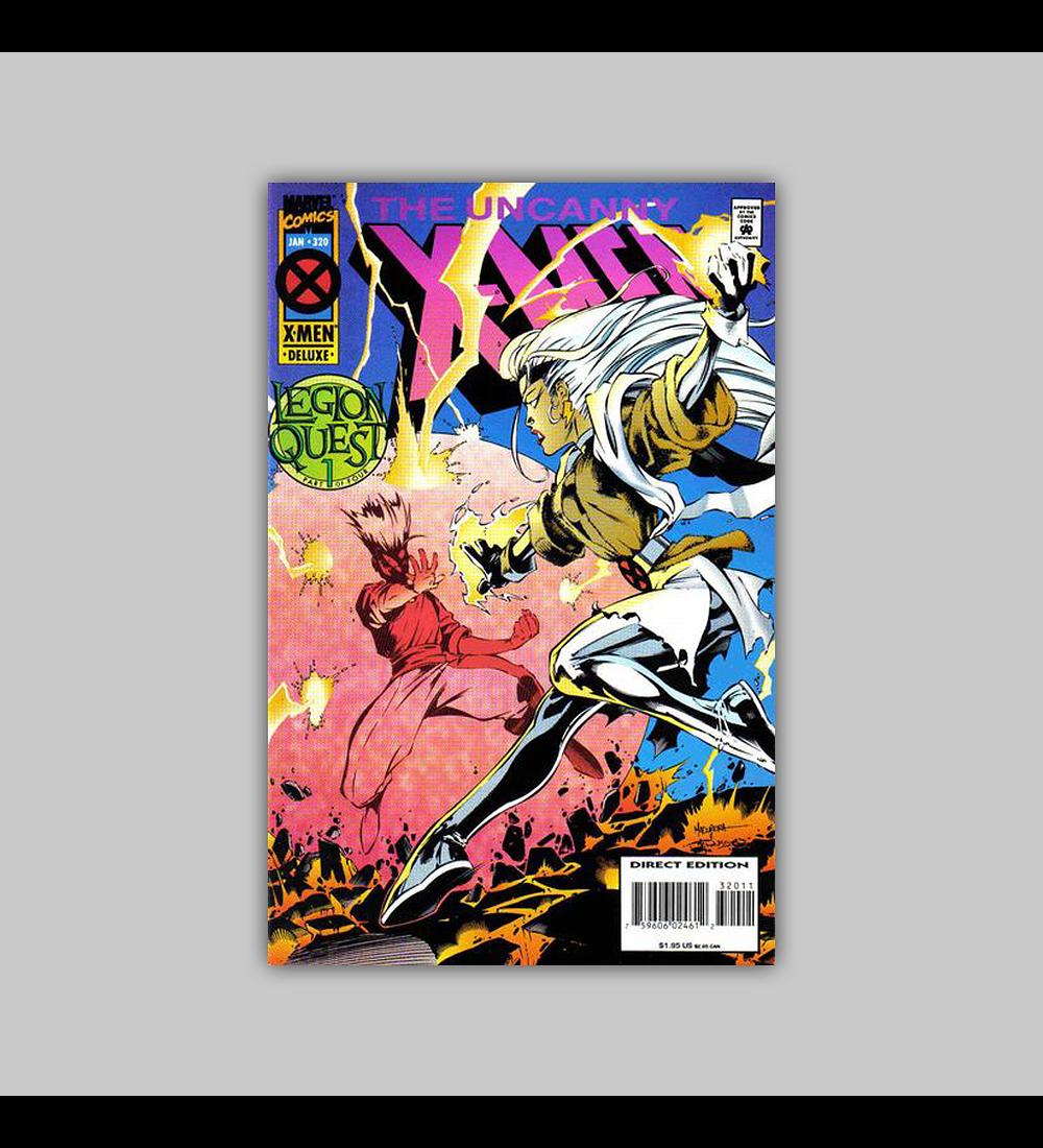 Uncanny X-Men 320 1995