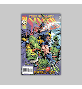 Uncanny X-Men 324 1995