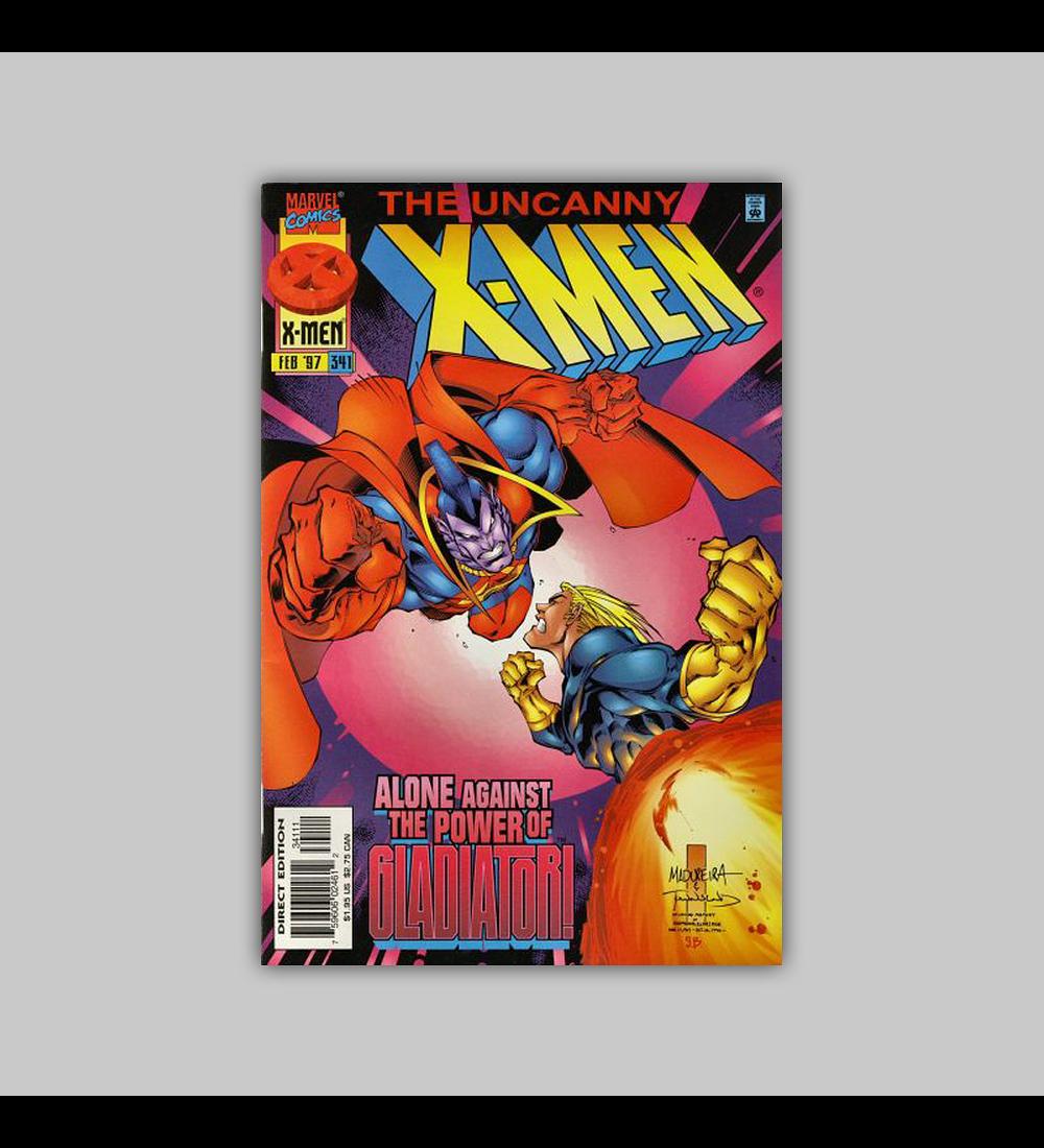 Uncanny X-Men 341 1997