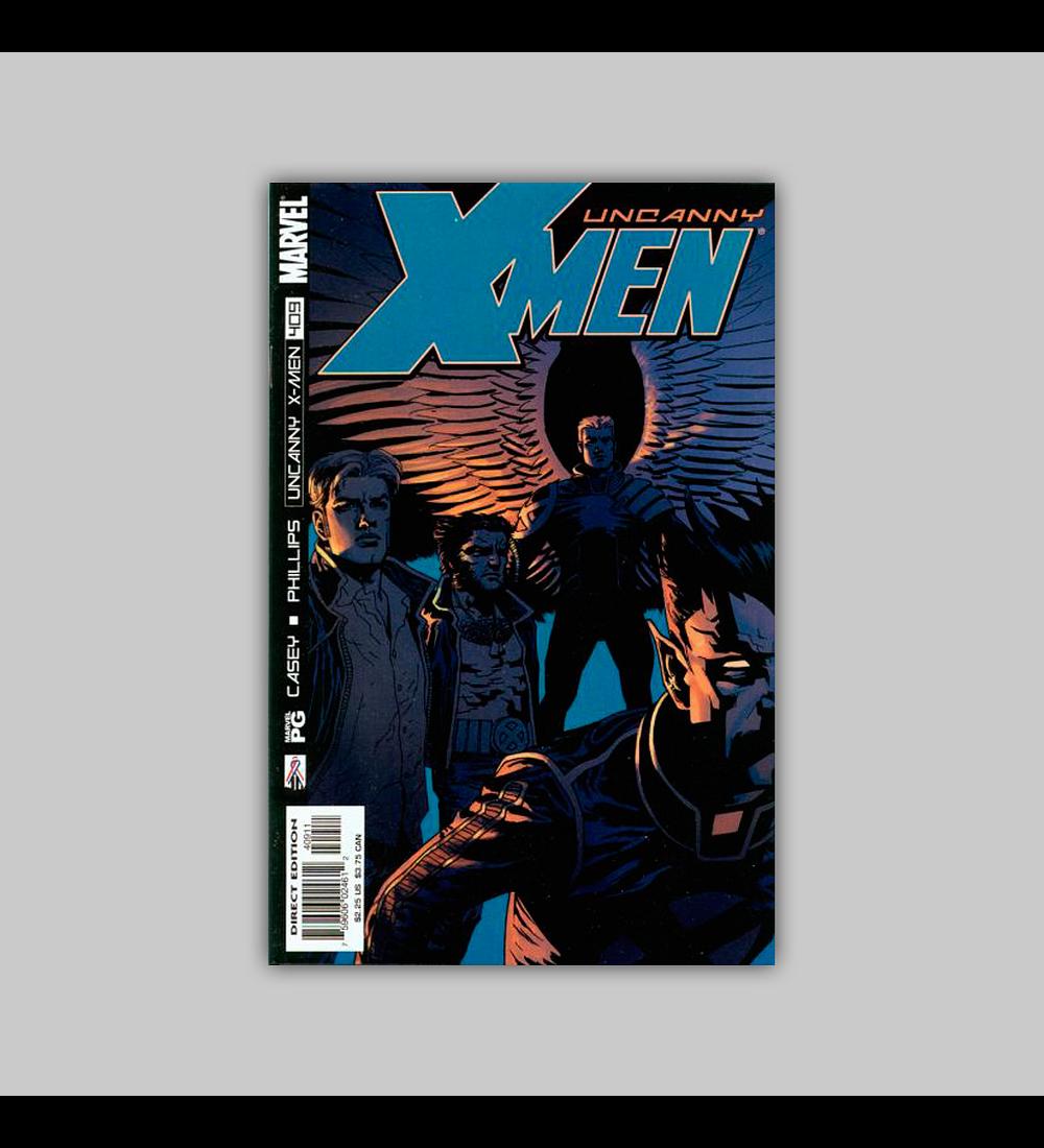 Uncanny X-Men 409 2002