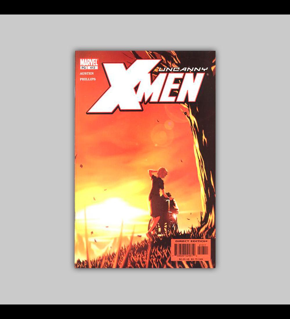Uncanny X-Men 413 2002