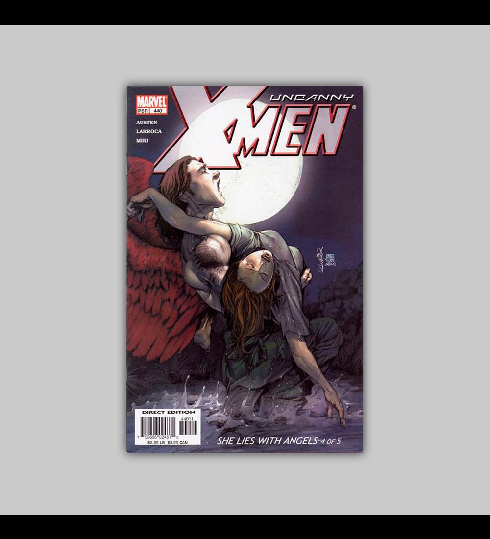 Uncanny X-Men 440 2004