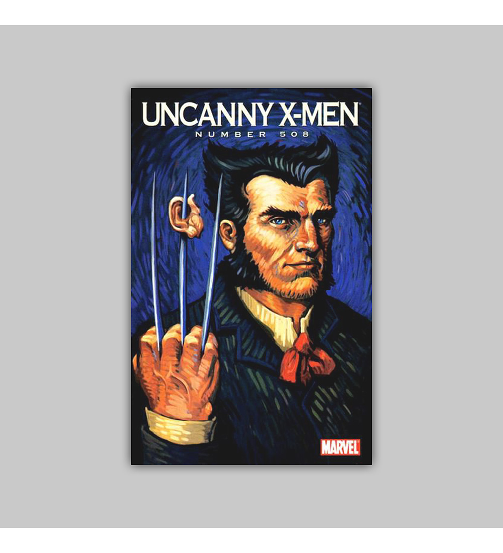 Uncanny X-Men 508 B 2009