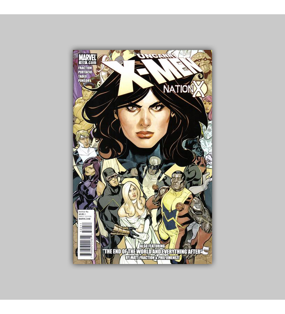 Uncanny X-Men 522 2010