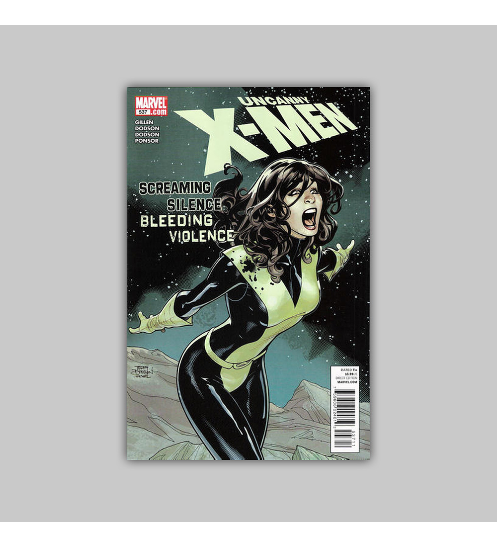 Uncanny X-Men 537 2011