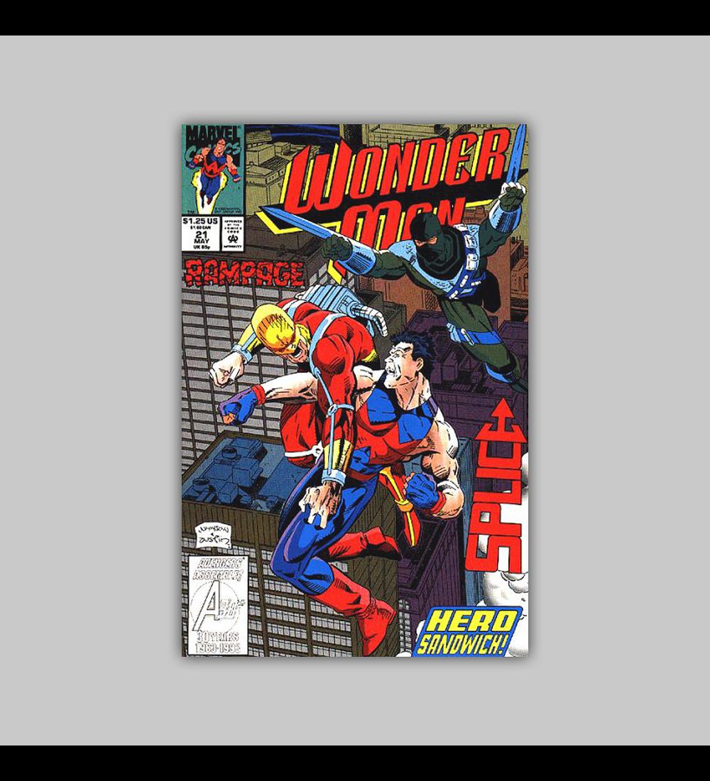 Wonder Man 21 1993