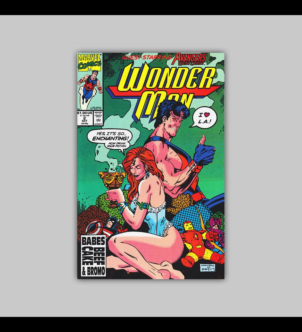 Wonder Man 2 2007
