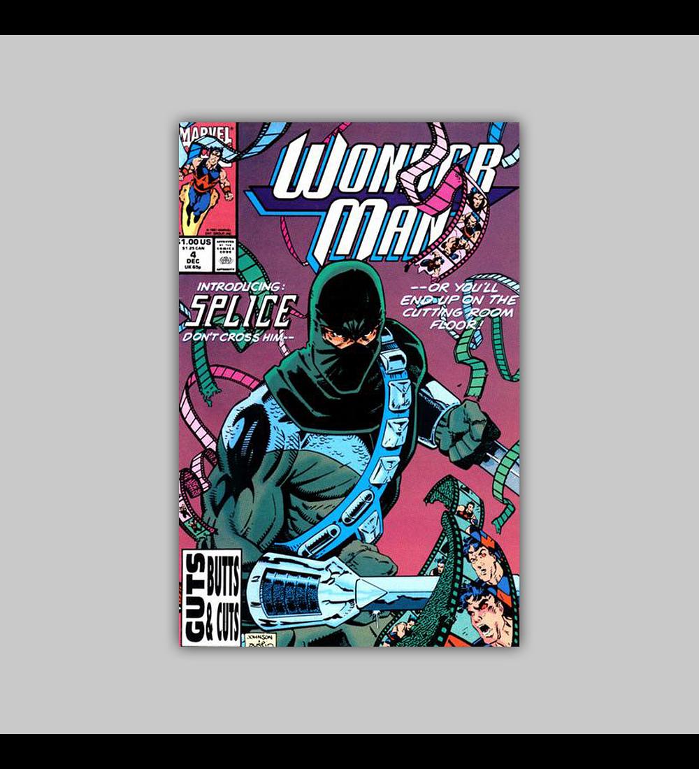 Wonder Man 4 2007