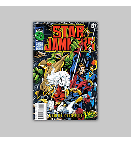 Star Jammers 1 Foil 1995