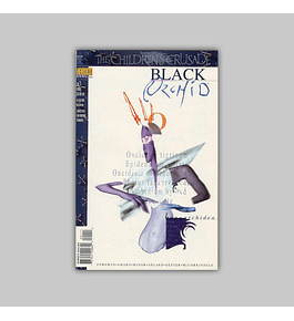 Black Orchid Annual 1 1993