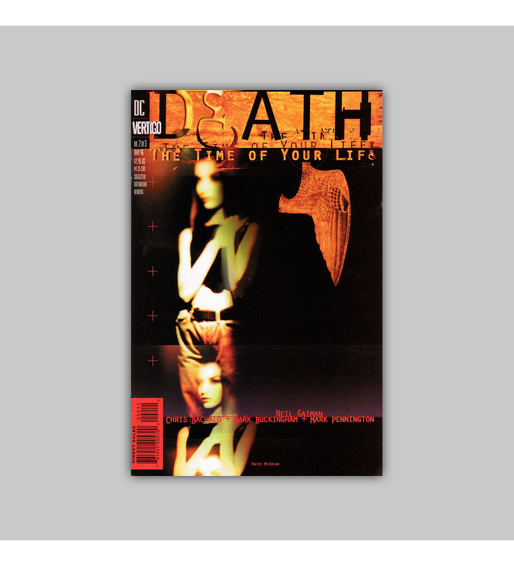Death: The Time of Your Life 2 1996
