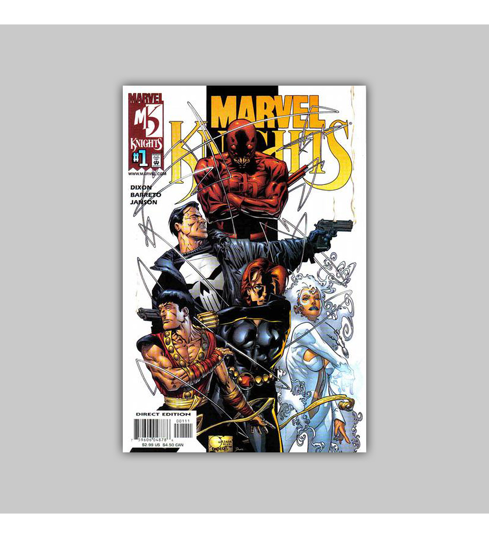 Marvel Knights 1 2000