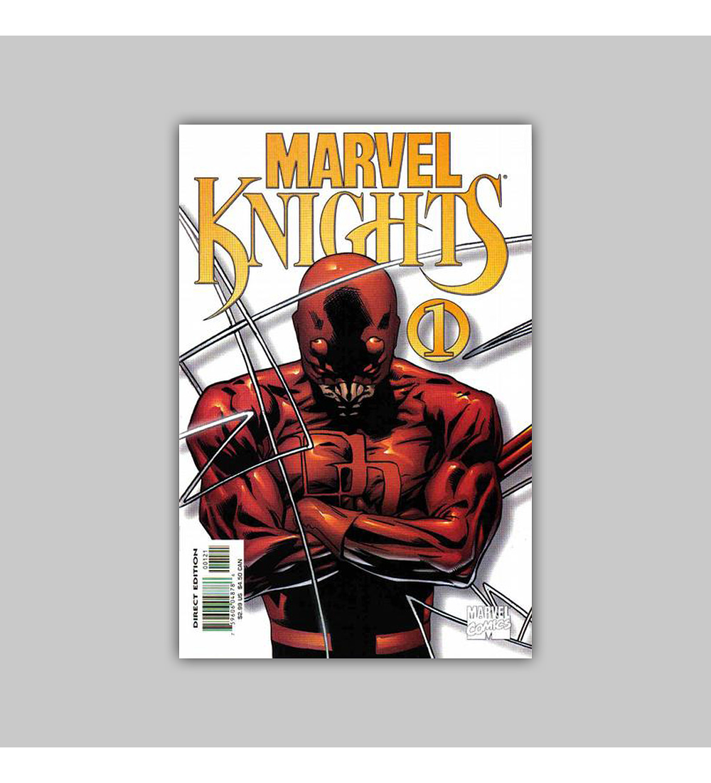 Marvel Knights 1 B 2000